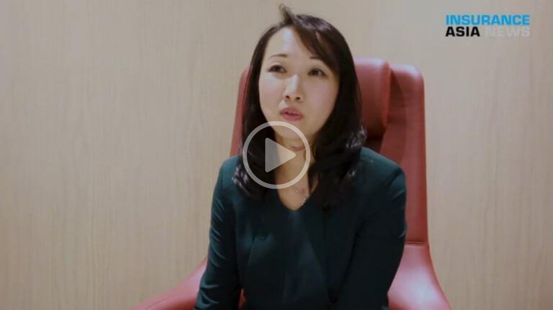 InsuranceAsia News interview with Sandra Lee